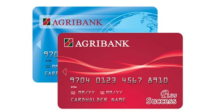 Các mẫu thẻ cơ bản nhất của ngân hàng Agribank.