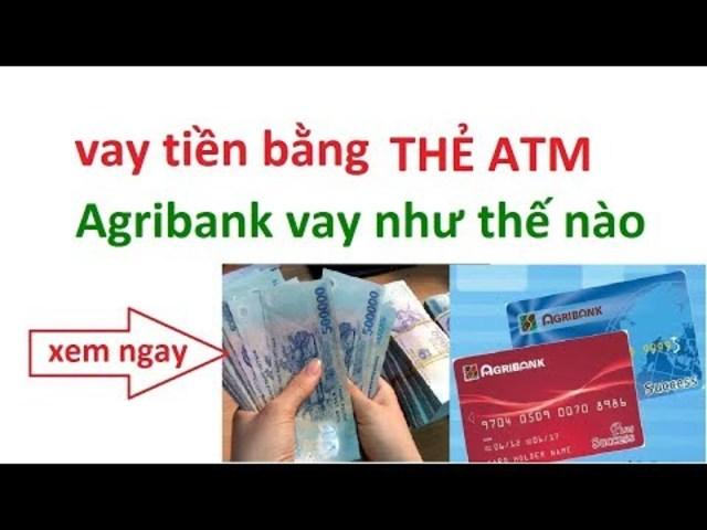 Chỉ cần đáp ứng vài điều kiện là có thể tham gia vay vốn ngân hàng Agribank không thế chấp bằng ATM