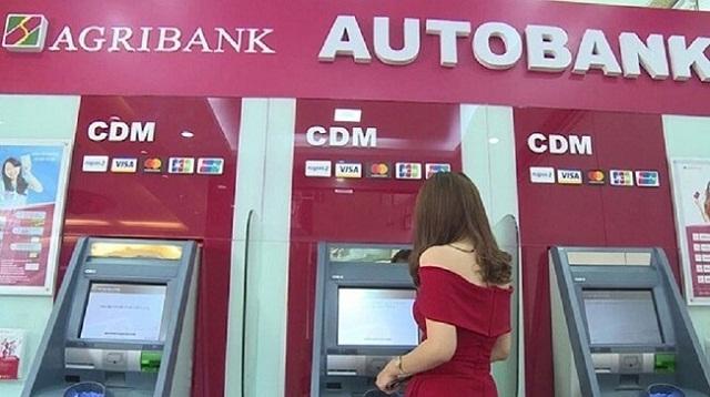 Quy định về việc rút tiền atm agribank
