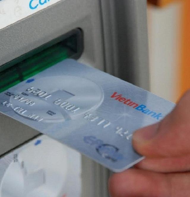 Các bước kích hoạt thẻ Vietinbank