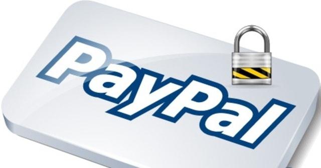 Tài khoản Paypal của bạn có thể bị khóa nếu không thực hiện verify Paypal ACB