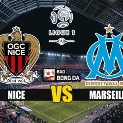 Đội hình dự kiến trận đấu giữa Nice vs Marseille
