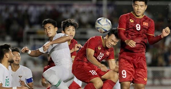 Việt Nam và Indonesia từng có nhiều lần chạm trán trong lịch sử thi đấu