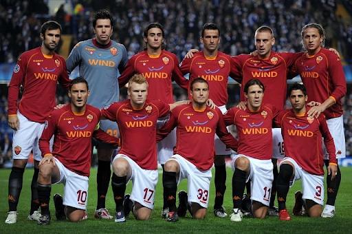 Đội tuyển Roma