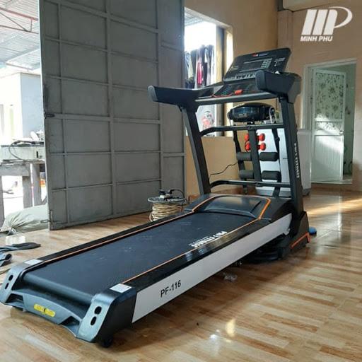 Tác dụng của máy chạy bộ với sức khỏe
