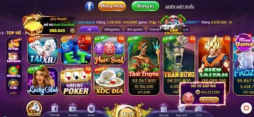 Choang Club - Cổng game chất lượng hàng đầu hiện nay